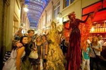 6. Leipziger Passagenfest lädt zu Kunst, Kultur und Mitternachtsshopping