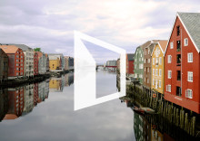 Svak boligprisutvikling i Trondheim