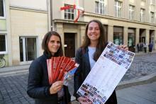 Leipzig lacht wieder: Die Lachmesse feiert 30 Jahre Kleinkunst