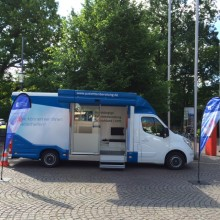 Beratungsmobil der Unabhängigen Patientenberatung kommt am 16. Oktober nach Uelzen.
