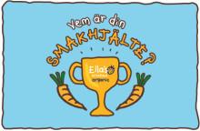 Ny Smakhjälte efterlyses av Ella's Kitchen
