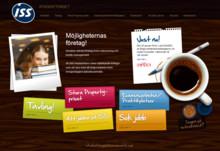ISS lanserar hemsida för studenter