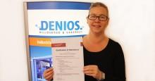 Först i Sverige med certifierad rådgivning kring brandfarlig vara