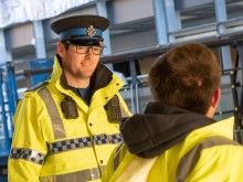 Burgess Hill sees a drop in anti-social behaviour following robust police response