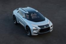 Mitsubishi Studie e-EVOLUTION CONCEPT auf der Tokio Motorshow 2017