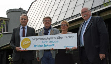 Presseinformation: Bewerbungsstart Bürgerenergiepreis Oberfranken 2015 - Bayernwerk und Bezirksregierung würdigen Impulse für die Energiezukunft
