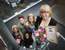 Kristina Ohlsson vinnare av Barnens Romanpris 2013