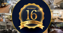 EVORICH - A Preview of 16 Years of Excellence in Vinyl Floors, Decks and Walls