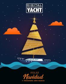 Digital Yacht les desea una Feliz Navidad