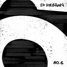 """Ed Sheeran samarbetar med fler artister – """"No.6 Collaborations Project"""" ute 12 juli"""