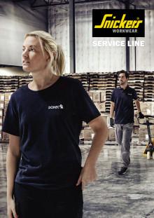Service Line katalogen