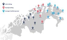 Nå kommer ladenettverket for elbil i Troms og Finnmark