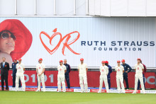 Cricket turns #RedForRuth to raise over £870,000 for the Ruth Strauss Foundation