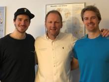 """""""Die Osteopathie hat mir schon immer sehr geholfen"""" / Interview mit den Skirennläufern Felix Neureuther & Stefan Luitz und Osteopath Martin Auracher"""