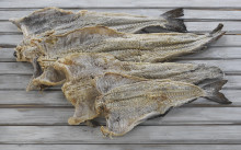 Norwegian codfish exports remain strong in October despite downturn