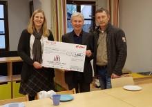 Hilfsfonds der E.ON-Mitarbeiterinnen und -Mitarbeiter unterstützt Thomas Wiser Haus in Regenstauf
