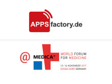 Medica 2017: APPSfactory präsentiert Mobile Health Referenzen und Augmented Reality Showcase