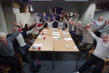 Stroke Association launches new project to improve wellbeing in Preston