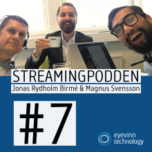 NYTT AVSNITT: Streamingpodden 7 - Apple goes Low Latency