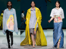 Swedish Fashion Councils stipendium till Josephine Bergqvist