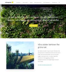 Vi lanserar nya urbangreen.se