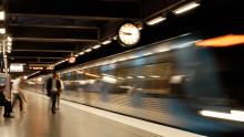 Vid oro för coronasmitta i kollektivtrafiken