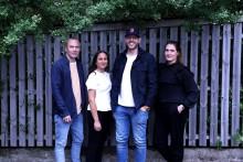 Taras Ljusdesign håller i ljusworkshop för privatpersoner under Lights in Alingsås