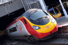 Virgin Trains celebrated for reliability as punctuality reaches highest ever level on the west coast