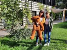 CAD Jentzsch feiert Firmenjubiläum und Bärenherz wird begünstigt