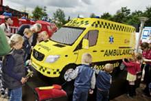 Falck now has a LEGO® ambulance