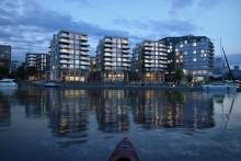 Orkesterplass til by og natur i nytt boligprosjekt i Moss