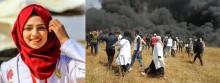 IM fördömer beskjutningen av vårdpersonal i Gaza