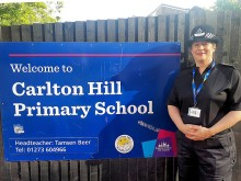 Brighton and Hove police start new project with city primary school