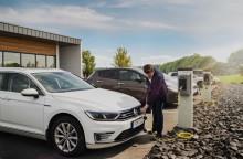 Autolease väljer Bee som partner för laddning till tjänstebilar
