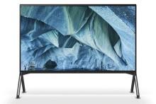 A Sony adiciona os televisores 8K HDR Full Array LED ultragrandes e OLED 4K HDR à gama da Série MASTER