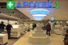 Apotek 1 med nytt storkonsept i Stavanger