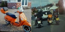 Appeal for information following theft of scooter in Southport