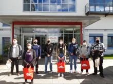 Ausbildungsstart im September: 14 junge Nachwuchskräfte starten bei Takeda in Oranienburg ihre Berufsausbildung