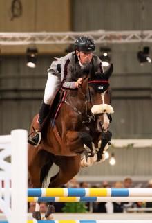 Peder Fredricson håller unik clinic på Jönköping Horse Show