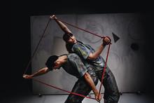 Fika Titta Dansa med Memory Wax leker med former och figurer