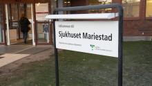 Den vänsternationalistiska oppositionen hotar sjukvården i Mariestad