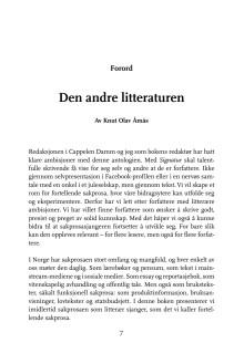 """Forord fra """"Signatur"""" av Knut Olav Åmås"""
