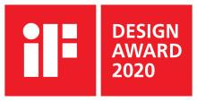 Canon mottar designpriser i internasjonalt anerkjente  iF Design Awards for 26. år på rad