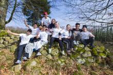 Bikubenfonden investerer i unikke naturoplevelser for udsatte børn og unge i Danmark