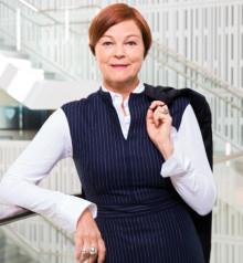 Ulrika Steg blir ny chef för Telenors företagsaffär i Sverige