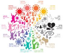 Den nye fargeleggingstrenden - Mennesker trenger farger!
