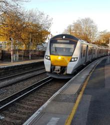 New Thameslink train transforms passenger journeys on Sevenoaks suburban route