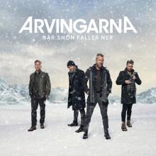 """Arvingarna släpper nya jullåten """"När snön faller ner"""" idag – första smakprovet från kommande julalbumet"""
