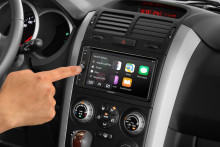 Nauti musiikista turvallisesti tien päällä Sonyn uudella DAB-autovahvistimella