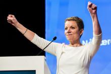 Marit Hermansen gjenvalgt som president i Legeforeningen